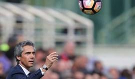 Paulo Sousa recorda que a Europa nunca foi objetivo da Fiorentina