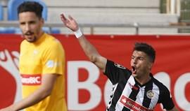 A crónica do Estoril-Nacional, 0-1: Insulares saíram de sorriso amarelo