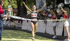 Vera Nunes vence Maratona de Zurique