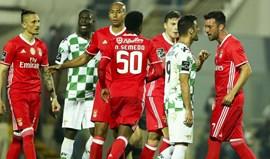 Francisco J. Marques compara Moreirense-Benfica a jogo do Canelas