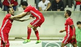A crónica do Moreirense-Benfica, 0-1: Viram-se... gregos