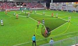 Moreirense-Benfica visto à lupa: Resistir de bola parada