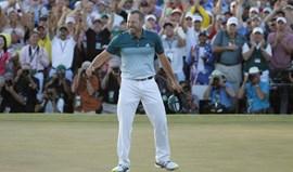 Sergio Garcia conquista em Augusta o primeiro masters de golfe