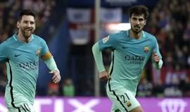 Messi terá dito a Luis Enrique que não quer André Gomes no onze