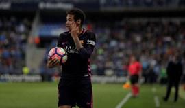 Imprensa espanhola diz que Neymar será castigado com três jogos