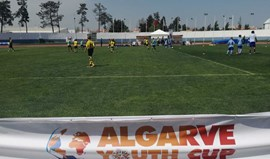 Algarve Youth Cup: Primeiro dia com mais de 400 golos