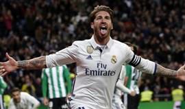 Treinador revela segredo que levou Sergio Ramos a marcar tantos golos