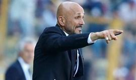Luciano Spalletti pode ser o próximo técnico de João Mário