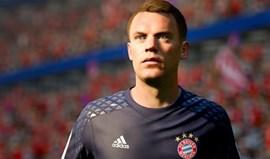 FIFA 17: Um plantel só com guarda-redes...