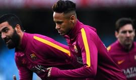Com Neymar 'queimado', Luis Enrique quer Arda... 'onfire'