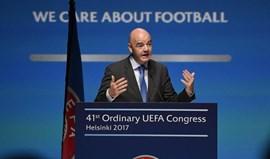 FIFA condena ataque ao autocarro do Borussia Dortmund