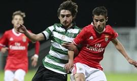 Sporting-Benfica fecha fase de apuramento de campeão