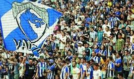 Regulamento não prevê punição para o FC Porto