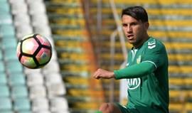 Setubalense João Carvalho foi o melhor jovem da Liga NOS no mês de março