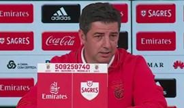 Rui Vitória: «No final do primeiro ano Samaris falava melhor português do que muitos portugueses»