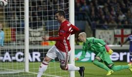 Anderlecht-Manchester United, 1-1