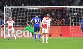 Celta de Vigo e Ajax ganham vantagem na 1.ª mão dos 'quartos'
