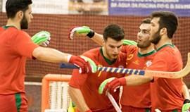 Torneio de Montreux: Portugal volta a golear