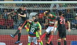Primeira derrota na Liga foi no Funchal