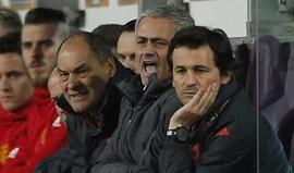 Mourinho atira-se ao trabalho desleixado do Manchester United