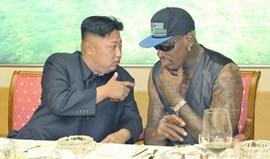 Tensão entre Estados Unidos e Coreia do Norte? Dennis Rodman pode dar uma ajuda