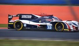 ELMS: Filipe Albuquerque sai do 2.º lugar da grelha em Silverstone