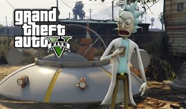 GTA V: Mods de Rick e Morty fazem furor