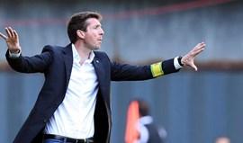 Vasco Seabra: «Queríamos levar os três pontos»