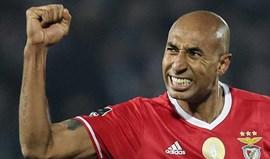 Luisão: «Estamos muito fortes nesta fase do campeonato»