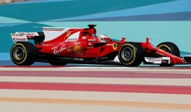 GP Bahrain: Vettel impõe-se na 2.ª sessão de treinos livres