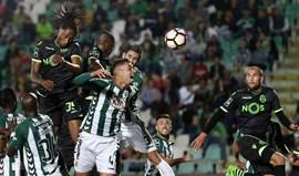 A crónica do V. Setúbal-Sporting, 0-3: De abertura fácil