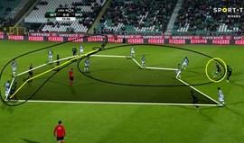 V. Setúbal-Sporting visto à lupa: O árduo tornou-se indiscutível