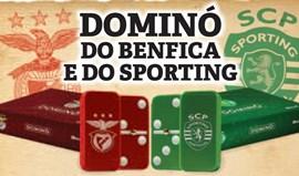 Não perca o dominó do Benfica e do Sporting