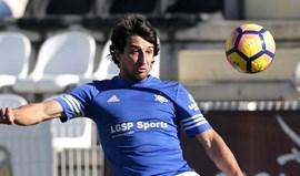 Freamunde-Santa Clara, 1-0: Capões de regresso às vitórias