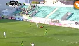 Krovinovic fez desta forma o empate contra o Tondela