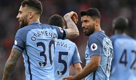 Man. City de regresso ao pódio