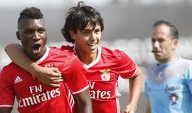 Benfica B-Famalicão, 2-0: Águias quebram jejum