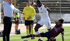 A crónica do Chaves-V. Guimarães, 2-3: Força da eficácia em jogo de loucos