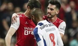 Benfica alerta para lances de Maxi e Brahimi em Braga