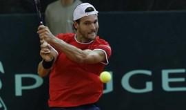 João Sousa na 2.ª ronda do Masters 1.000 de Monte Carlo