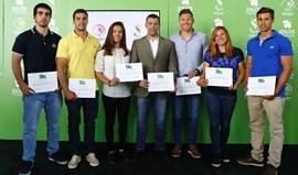 Santa Casaatribuiu Bolsas a 27 olímpicos e 6 paralímpicos