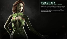 Injustice 2: Destaque para Poison Ivy