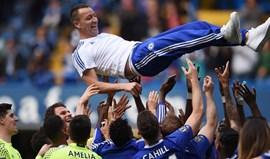 Os melhores momentos da carreira de John Terry no Chelsea