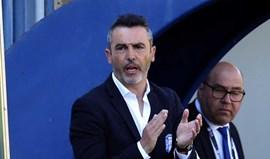 SAD ameaça avançar com queixa contra treinador do Vizela
