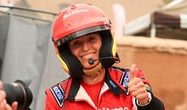 Elisabete Jacinto no Morocco Desert Challenge: Um dia demolidor