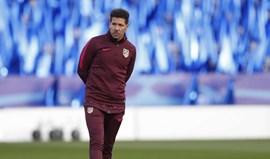 Inter oferece contrato a Simeone só comparável a Mourinho