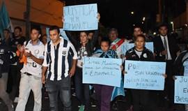 Argentina: Maradona pede justiça para adepto do Belgrano