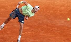 João Sousa eliminado do Masters 1000 de Monte Carlo
