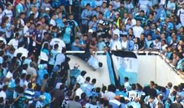 Argentina: Belgrano expulsa adeptos envolvidos na morte de Emanuel Balbo