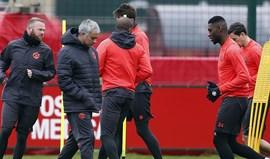 Mourinho pode apostar em Rooney frente ao Anderlecht